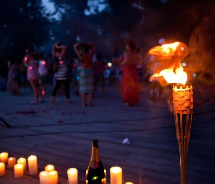 Fire Damage Fire Safety Tips for your Next Outdoor Party from SERVPRO!