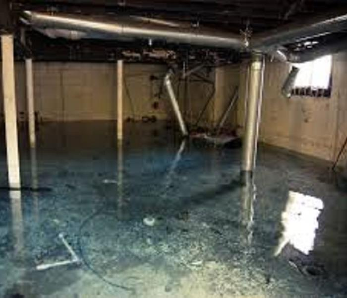 Image result for basement flooding