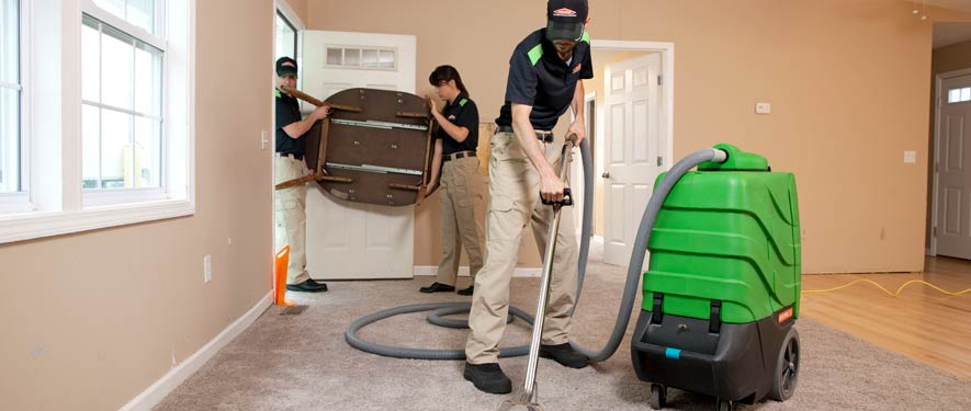 Ferndale, MI residential restoration cleaning